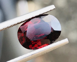 1.85 Carats Red Spinel Gemstone