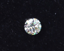 2.3mm D-F Brilliant Round VS Loose Diamond 1pcs / B