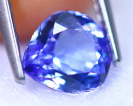 1.83cts Natural Violet Blue Colour Tanzanite / RD1238