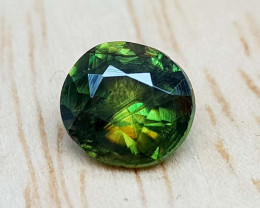 0.85CT SPHENE COLOR CHANGE BEST QUALITY GEMSTONE IIGC16