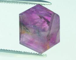 Rarest 3.60 ct Trapiche Pink Kashmir Sapphire ~ K
