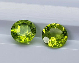 1.85Crt Peridot Natural Gemstones JI5