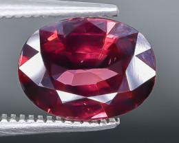 2.35 Crt Rhodolite Garnet Faceted Gemstone (Rk-22)