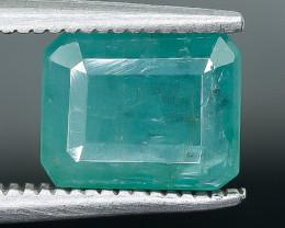 1.78 Crt Emerald Faceted Gemstone (Rk-22)