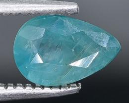 0.76 Crt Rare Grandidierite Faceted Gemstone (Rk-22)
