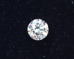 2.4mm D-F Brilliant Round VVS Loose Diamond 1pc