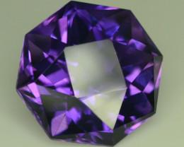 17.60 ct Sparkling Color Natural Amethyst
