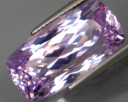 22.44 Ct. Ravishing Color Natural Brazillian Pink Kunzite