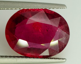 8.25 Cts . Top Quality Natural  Ruby   Winza Tanzania Gem