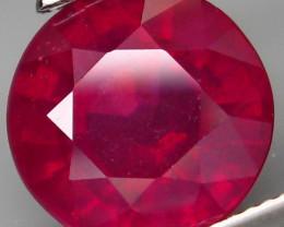 9.30  Cts . Top Quality Natural  Ruby  Winza Tanzania Gem