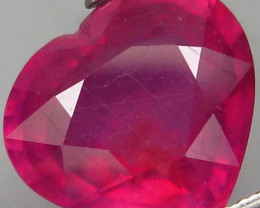 5.50 Cts . Top Quality Natural  Ruby   Winza Tanzania Gem