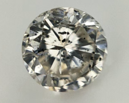 0.184 ct , Round Diamonds , Light Color Diamonds , WR1268