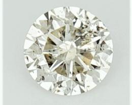0.175 cts , Round Diamonds , Light Color Diamonds , WR1269