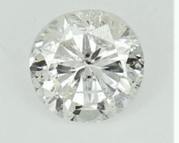 0.236 ct ,Round Diamonds , Light Color Diamonds , WR1271