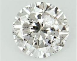 0.21 ct , Round Diamonds , Light Color Diamonds , WR1279