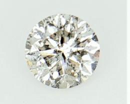 0.22 ct , Round Diamonds , Light Color Diamonds , WR1283