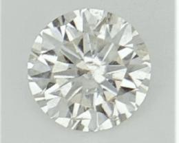 0.19 cts , Round Diamonds , Light Color Diamonds , WR1285