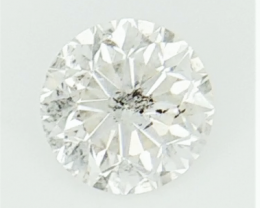 0.26 ct ,Round Diamonds , Light Color Diamonds , WR1287