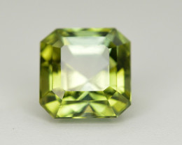 Amazing Color 2.65 Ct  Green Tourmaline From Afghanistan