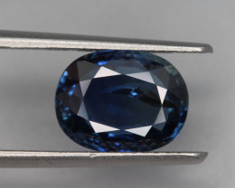 AIG Certified  2.70 Carats Sapphire Gemstone