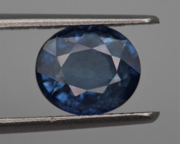 AIG Certified 2.21 Carats Sapphire Gemstone