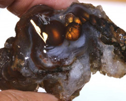 115CTS -  FIRE  AGATE ROUGH   RG-5064