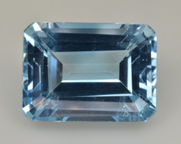 Natural Blue Topaz  14.52 Cts Top Quality Gemstone