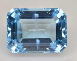 Natural Blue Topaz  14.53 Cts Top Quality Gemstone