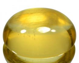 9.13 Cts Lemon  Quartz Natural Gemstone