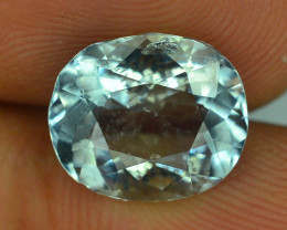 Top Grade 3.80 ct Attractive Color Aquamarine