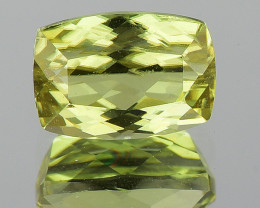 7x5 mm Diaspore 1.15cts Golden Green Diaspore [VVS]