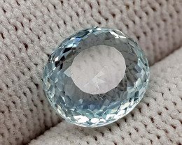 2.45CT AQUAMARINE BEST QUALITY GEMSTONE IIGC17