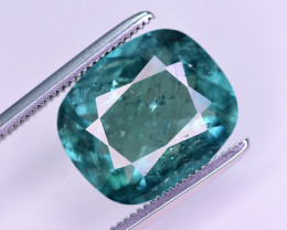 GIL Certified 4.32 Ct Paraiba Tourmaline From Mozambique. RA