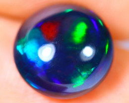 3.63cts Natural Ethiopian Smoked Welo Opal / RD1276