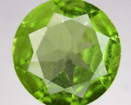 1.28 Cts Rare Fancy Green Natural Peridot Gemstone