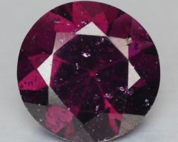 1.54 Cts Natural Cherry Red Rhodolite Garnet Gemstone