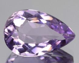 3.94 Cts Amazing Rare Purple  Amethyst Loose Gemstone