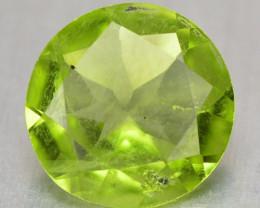 1.05 Cts Amazing Rare Fancy Green Natural Peridot Gemstone