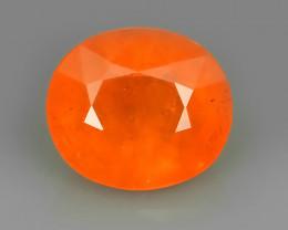 8.70 Cts~Natural Shocking Fanta Orange Spessartite Garnet Namibia, Amazing