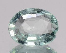 0.25 Blue Color Natural Aquamarine Loose Gemstone