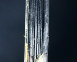 10.85 CT Natural - Unheated Green Cap Tourmaline Crystal
