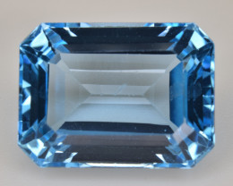 Natural Blue Topaz  14.77 Cts Top Quality Gemstone
