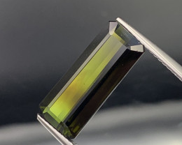 """NR"" VVS 6.39 Carats Honey Color Natural Tourmaline"