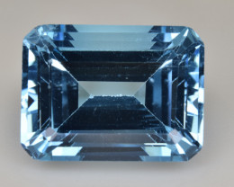 Natural Blue Topaz  14.90 Cts Top Quality Gemstone