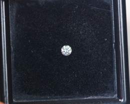 2.40mm Natural Light Pink To White Diamond Clarity VS Lot P102