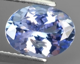 1.55 CTS~EXCELLENT OVAL CUT_MARVELOUS_NATURALl TANZANITE NR!!