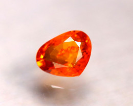 Garnet 1.44Ct Natural Vivid Orange Spessartite Garnet E2811/B34
