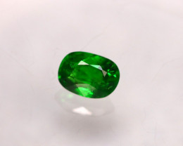 Tsavorite 0.91Ct Natural Intense Vivid Green Color Tsavorite Garnet E2831