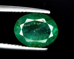 2.70 Ct Brilliant Color Natural Zambian Emerald