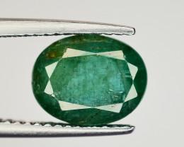 2.65 Ct Brilliant Color Natural Emerald